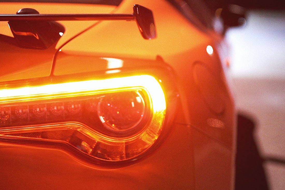 TOYOTA GT86 – UNLEASH THE TIGER